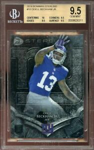 2014-bowman-sterling-18-ODELL-BECKHAM-giants-rookie-BGS-9-5-10-9-5-9-5-9-5