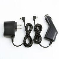 Car Charger+ac Wall Power Adapter For Motorola Mu350/r Vp Mu350tpr Two-way Radio