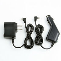 Car Charger+ac Wall Power Adapter For Motorola Mu350/r Vp Mu350tpr Two-way Radio