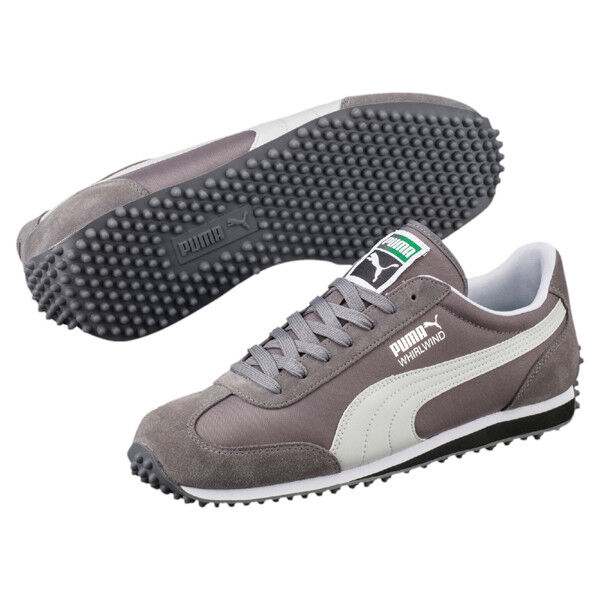 Puma Whirlwind Classic hommes Sneakers Quiet Shade-gris Violet