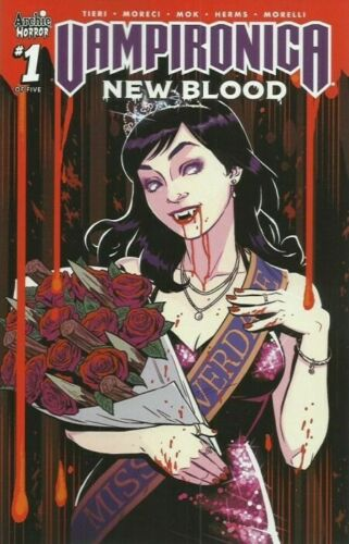 Vampironica New Blood #1 choose from cover C or D NM//MT Super Duck #1 A B or E