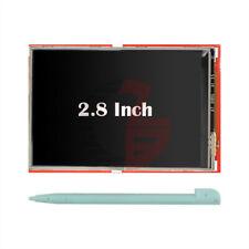 28 Inch Spi Tft Lcd 240x320 Serial Module5v33v Pcb Adapter Micro Sd Ili9341