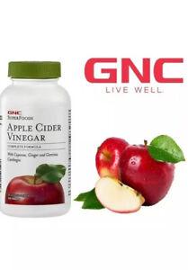 Gnc Superfoods Apple Cider Complete Vegetarian Formula 90tabs Ebay