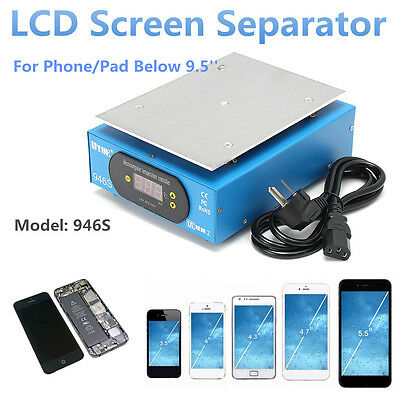 LCD Screen Outer Glass Separator Removal Split Machine Mobile Phone Repair Tool