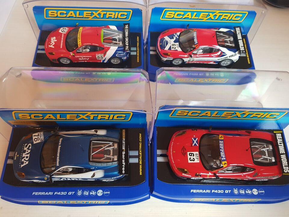 Racerbane, Scalextric Ferrari F430 GT, skala 1/32
