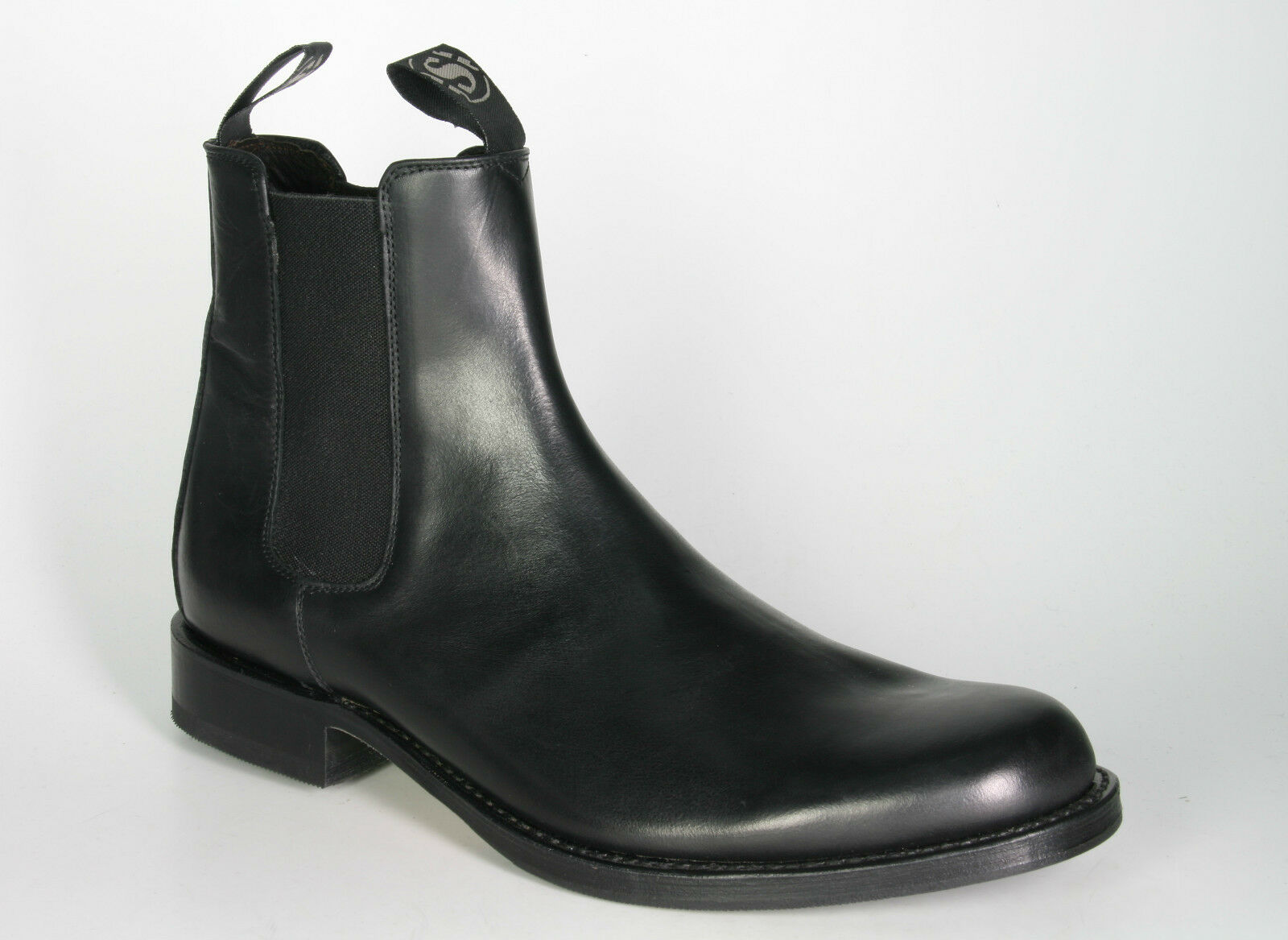 5595 Sendra Chelsea boots STREET black black
