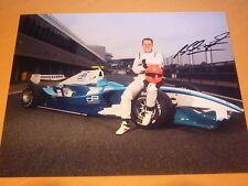 Michael Schumacher Signed 12x8 Photo - Formula One F1 Legend - Ferrari