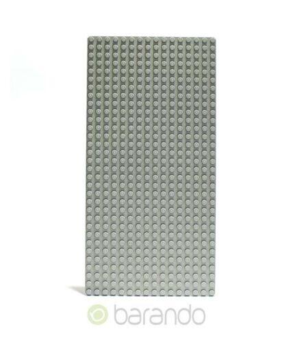 3857 Lego® Platte Baseplate 16 x 32 Grundplatte hellgrau light gray