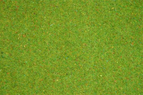 1qm=€ 10,14 120 x 60 cm, Noch 00270 ~ Grasmatte Blumenwiese