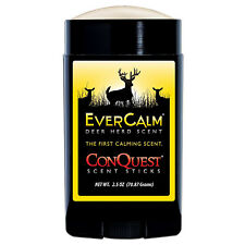 Conquest Scents Ever Calm Deer Herd Scent Stick 2.5 Oz Calming Scent #54314