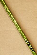 """NEW Aldila NV 55 S flex wood shaft, tip size .335""""  length 46"""" uncut"""