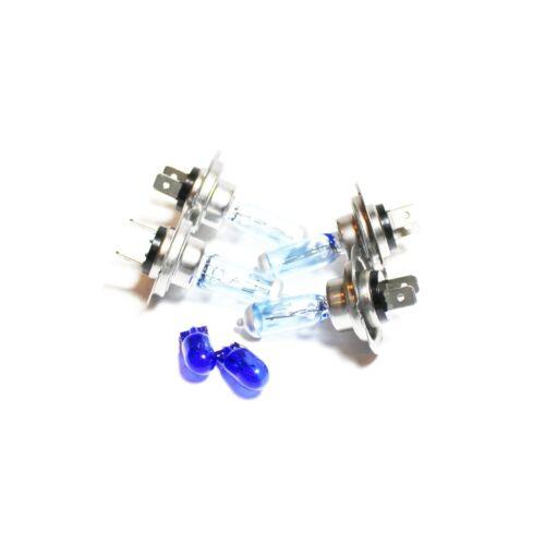 VW Scirocco 137 H7 H7 501 55w Tint Xenon HID High//Low//Side Headlight Bulbs Set