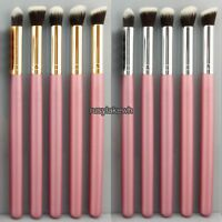 5pcs Makeup Brush Set Foundation Eye Shadow Wood Brushes Blusher Tools Soft Rlwh