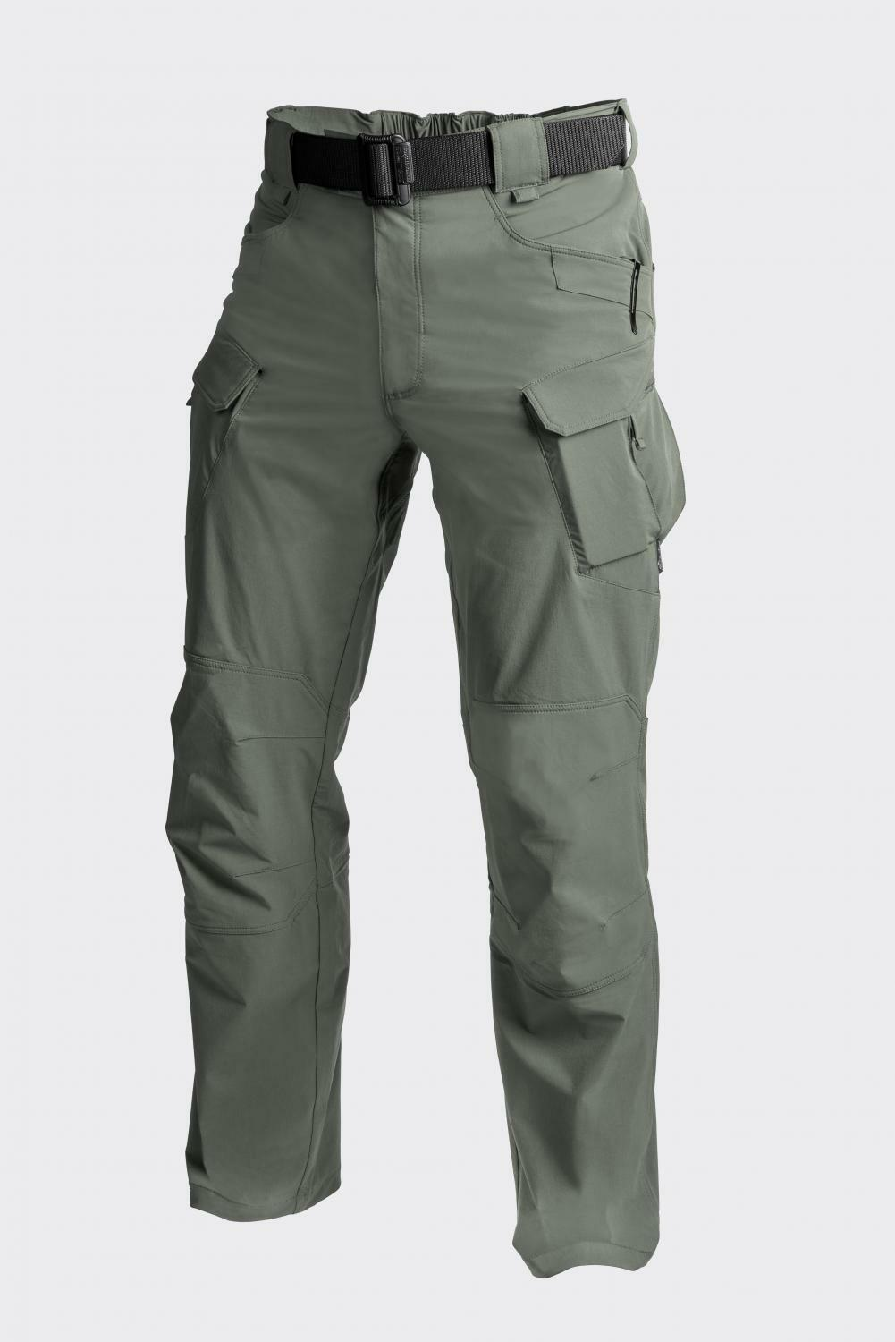 Helikon Tex OTP Tactical Outdoor Trekking Pants Trousers Olive MR Medium Regular