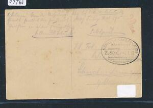 09465) Bahnpost Ovalstempel Berlin-saalfeld (s) Z.50, Fp-carte 4.3.18-afficher Le Titre D'origine Fabrication Habile