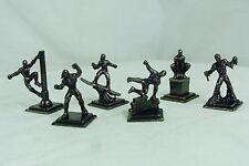 MARVEL Spider-Man Monopoly Token x6 metallo Movers RICAMBI SOSTITUZIONI/Crafts