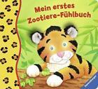 Mein erstes Zootiere-Fühlbuch von Sandra Grimm (2016, Ringbuch)
