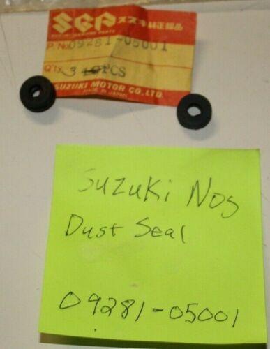 Suzuki TS TC RV TC NEW NOS Clutch Dust Seal #09281-05001 75 80 90 100 125 185