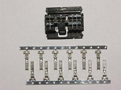 Harley Davidson 73106-96bk Original 6 Kabel Multi-Lock Buchse /& Klemmen