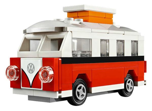 lego creator mini vw t1 camper van 40079 g nstig kaufen. Black Bedroom Furniture Sets. Home Design Ideas