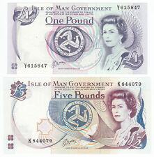 Isle of Man,P39,B113,50 Pound,1983 UNC@ Ebanknoteshop