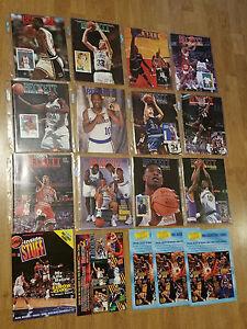 Beckett-Basketball-Price-Guide-92-93-94-Magic-Bird-O-039-Neal-Hardaway-Johnson-MORE