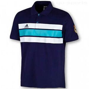 Details zu ADIDAS Herren Poloshirt kurzarm Shirt 100% Baumwolle Real Co  Polo Gr.S-XL