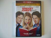 New/sealed - Bridget Jones' Diary (dvd, 2011, Ws) W/ultraviolet