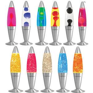 16-034-calmante-Motion-Lava-Lamp-relajante-Brillo-Liquid-Wax-Luz-Novedad-Regalo-Nuevo