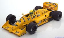 1:18 Minichamps Lotus Honda 99T Senna 1987