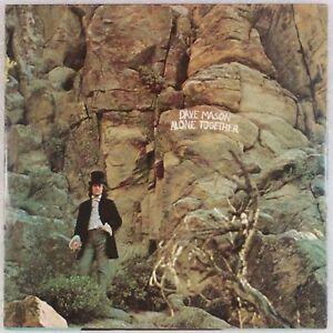DAVE-MASON-Alone-Together-71-Prog-Rock-2nd-Press-Vinyl-LP-VG