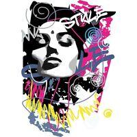 Autocollant Stickers Ado Style Ref: Nw2750
