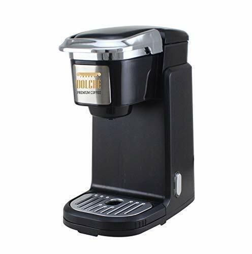 Dolché One Cafetera para Café Americano  Cápsulas K-coupes Keurig 2.0 y compatible