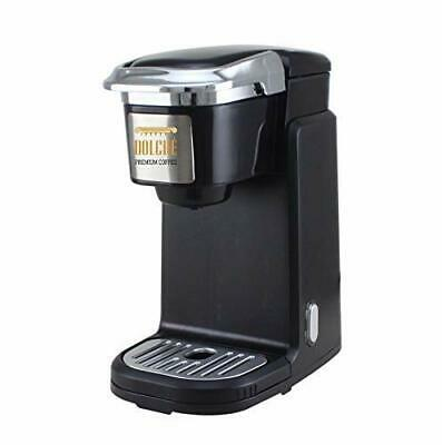 Dolché One Keurig K-Cups 2.0 And Compatible Machine For American Coffee Pods
