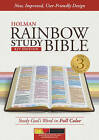 Rainbow Study Bible by Broadman & Holman Publishers (Hardback, 2015)