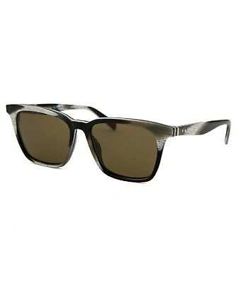 Brand New Celine Sun Cl41065 5 Mya6 <Wbr>52 Dark Horn Square Women's Sunglasses by Celine