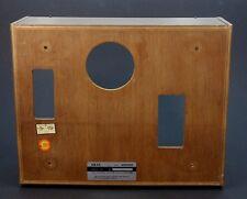 Vintage Akai 4000DB Reel to Reel WOOD VENEER Case Box Enclosure w/ Feet