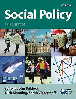 Social Policy-ExLibrary