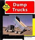 Machines at Work: Dump Trucks (1998, Hardcover)