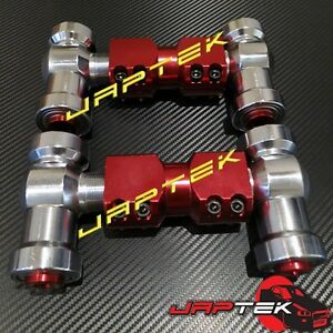 Adjustable-Front-Upper-Camber-Arms-for-Nissan-Skyline-R32-GTR-GTST-300zx-Z32