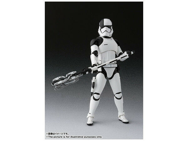 S.H. Figuarts Star Wars The Lat Jedi Executioner Bandai BANN18652