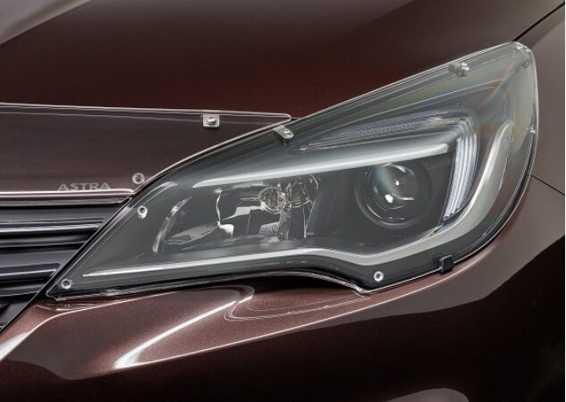 Genuine Holden New Headlamp Protector Set Suits Astra BK Hatch 2017 - 2020