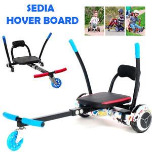 Sedia per Hover board smart balance sediolino pe monopattino elettrico go kart