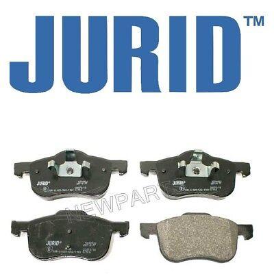 For 1999-2009 Volvo S80 V70 S60 XC70 Front  Semi-Metallic Brake Pads