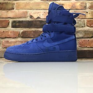 the best attitude aa1a6 ad01f Image is loading Nike-SF-Air-Force-1-Mens-864024-401-