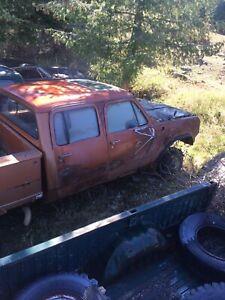 1978 3/4 ton 4 door power wagon