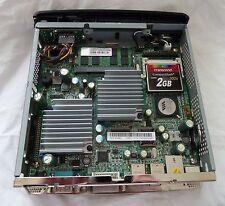 Mini PC sin ventilador. 800MHz, DVI, USB, Ethernet, 1GB DDR2 Ram, 2GB CF Flash + PSU