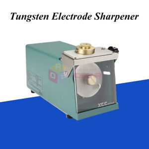 Tig Welder Tungsten Electrode Sharpener Grinder Grinding Machine