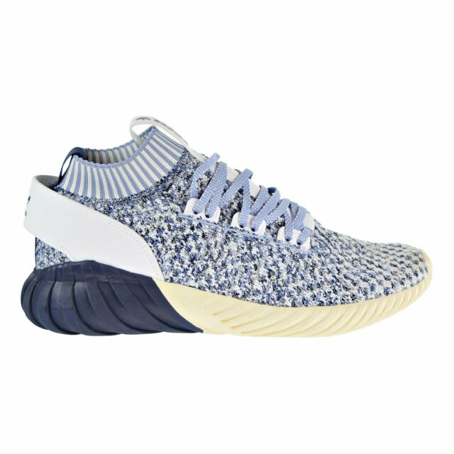hot sale online e8384 3afee Men's adidas Tubular Doom Sock Primeknit Shoes - blue - CQ0946