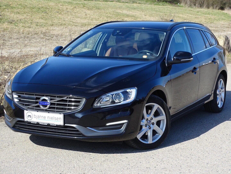 Volvo V60 2,0 D4 163 Momentum aut.